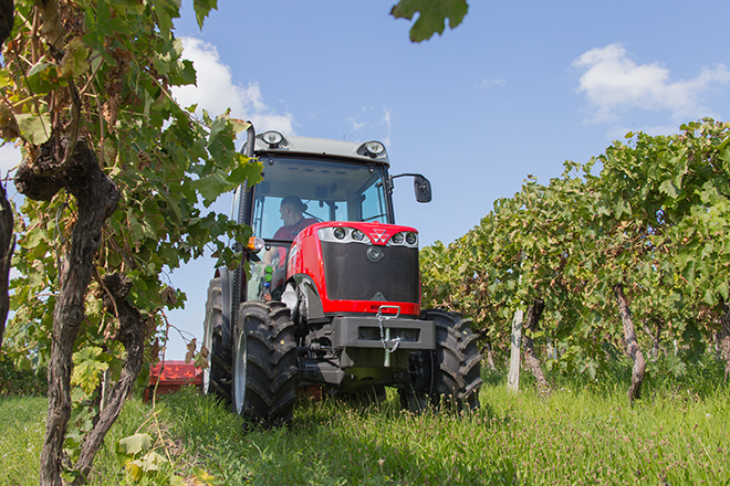 Les tracteurs MF 3600 revoient leurs performances   mon-ViTi