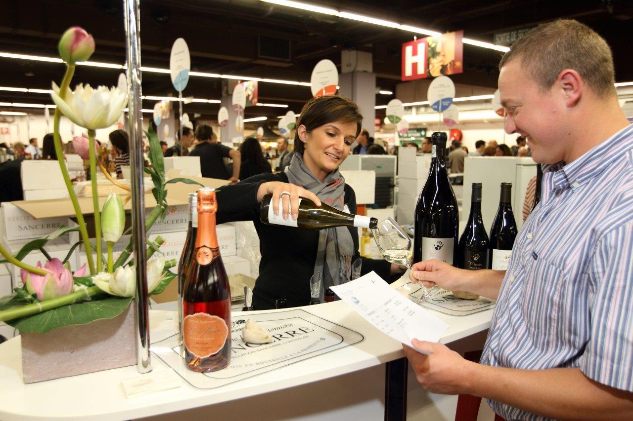J 30 avant le salon des vif paris mon viti - Salon des vignerons independants paris ...