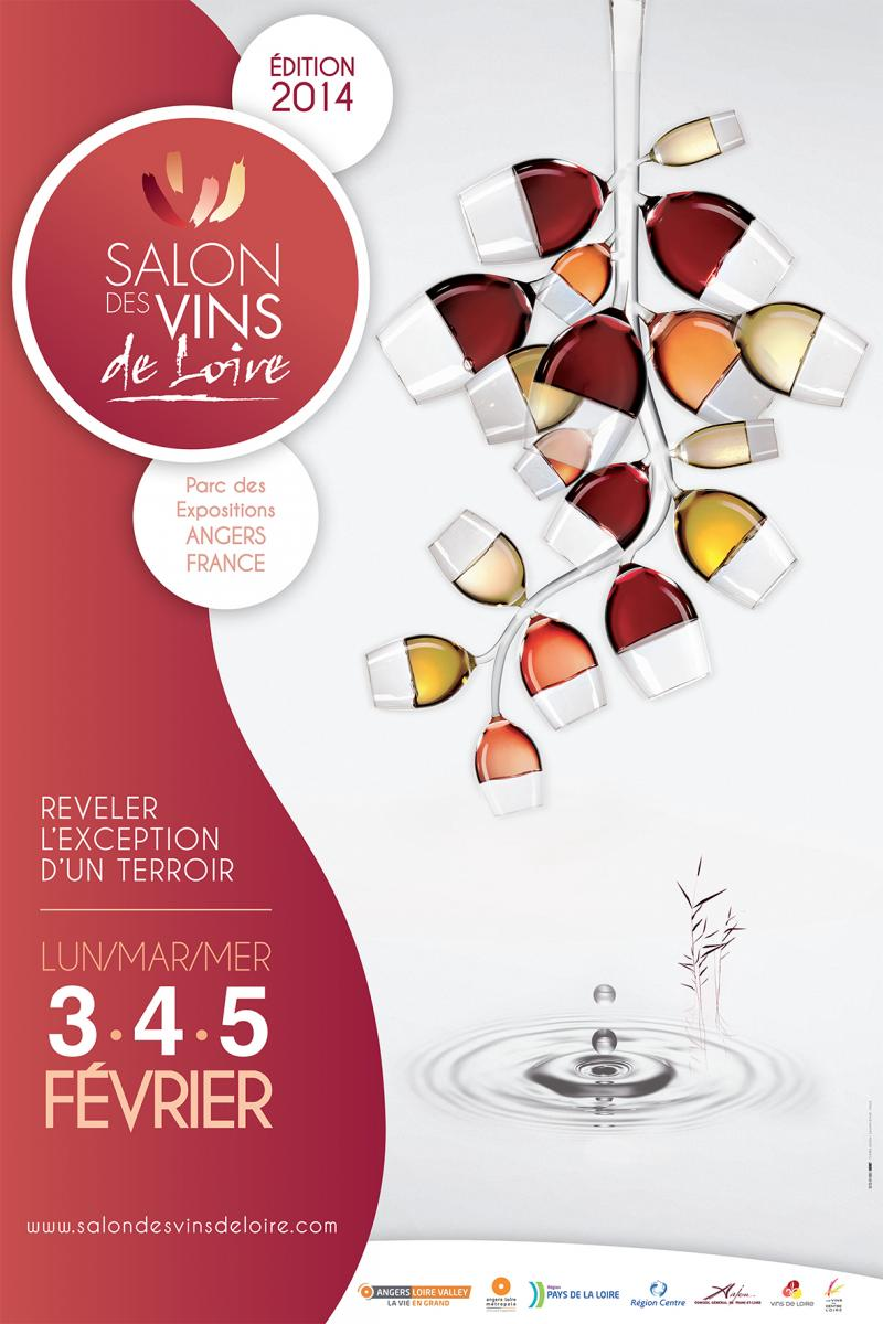 Salon des vins de loire mon viti for Salon du vin champerret