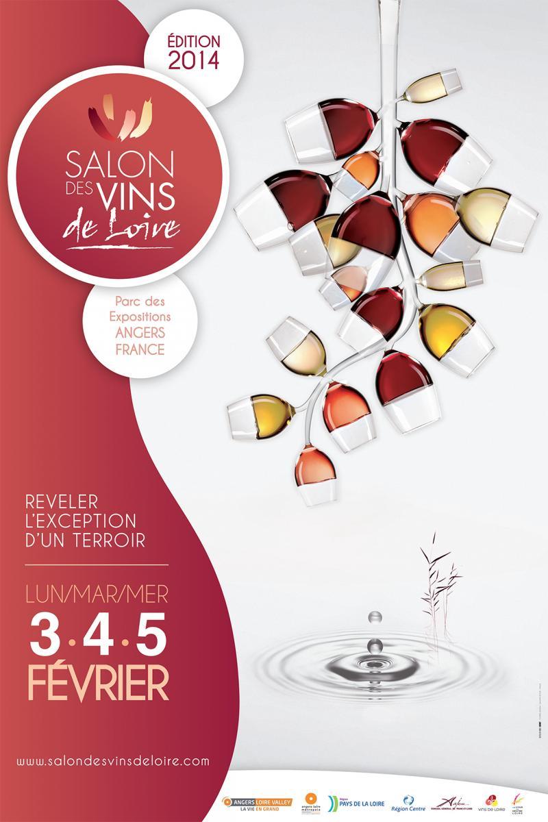 Salon des vins de loire mon viti for Calendrier salon des vins