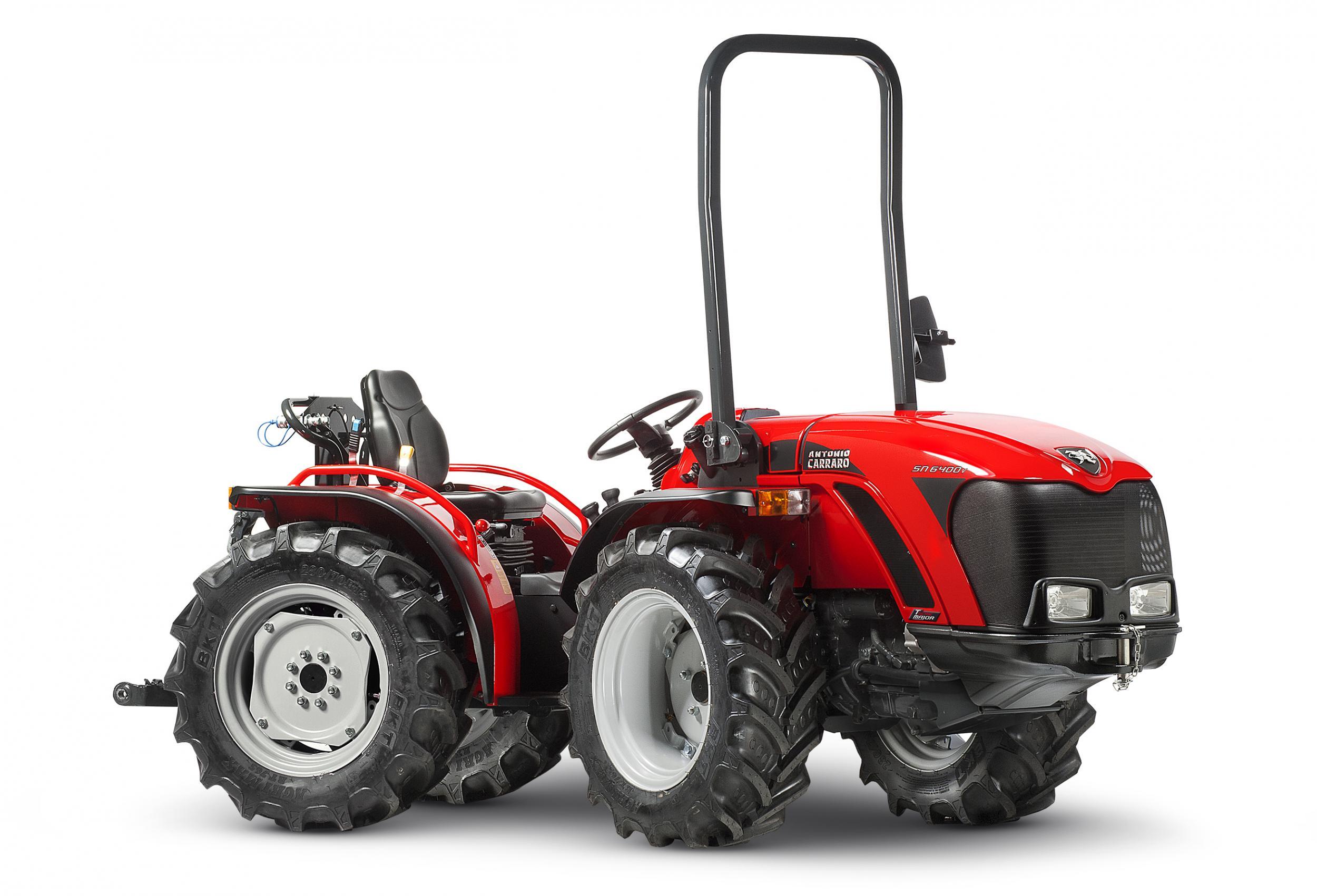 Le Tracteur Vigneron Sous Toutes Ses Formes Mon Viti