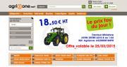 Avec le lancement d'Agrizone, le groupe Dubreuil a voulu répondre à l'accroissement des achats en ligne par les agriculteurs.