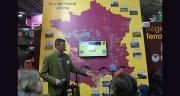 Découverte du tour de France viticole à vélo pendant le salon de l'agriculture.