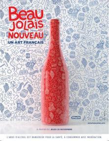 Beaujolais Nouveau 2014 : fier de ses racines et moderne à la fois