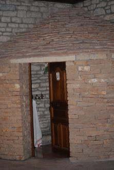 une cabotte dans le caveau. E.Thomas/Pixel Image