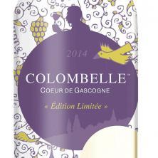 Plaimont producteurs lance une bouteille en édition limitée pour son colombelle, millésime 2014. Photo: Plaimont producteurs