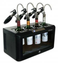 Wikeeps, pour conserver et servir du vin au verre