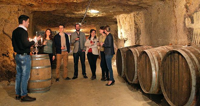 oenotourisme visite cave