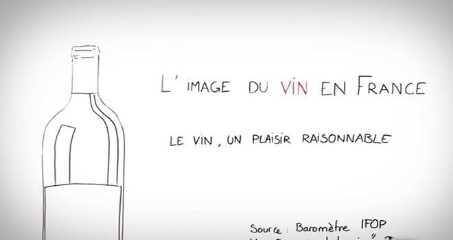 Vin et Société communique positivement sur la filière vitivinicole. Au travers par exemple du baromètre Ifop/Vin et Société 2014 et de deux vidéos informatives et ludiques.