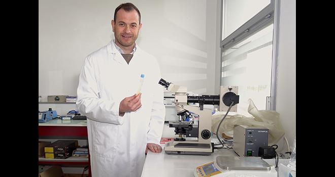 Les laboratoires Dubernet proposent de sélectionner les levures indigènes du moût.