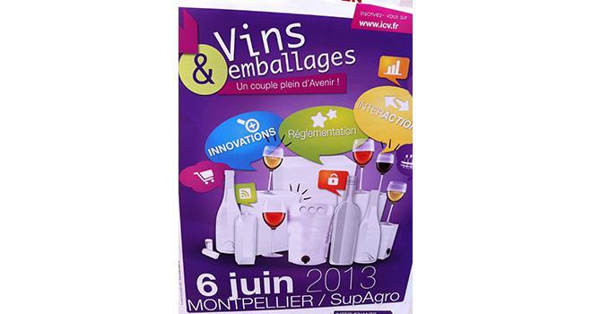 Le colloque Vins&emballages à Montpellier a été l'occasion de faire un point sur les emballages innovants qui feront peut-être les beaux jours du vin. Photo : S.Favre/Pixel Image)