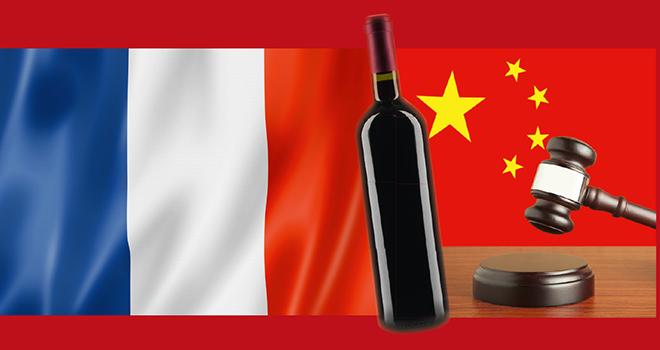 Le gong chinois retentit chez les exportateurs de vins français !