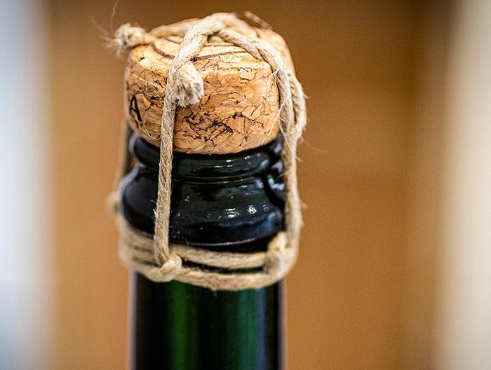Vin - Packaging: oser le «sans capsule ni coiffe»