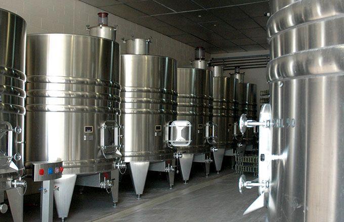 Des fermentations à très basses températures. © s. simonin/pixel image