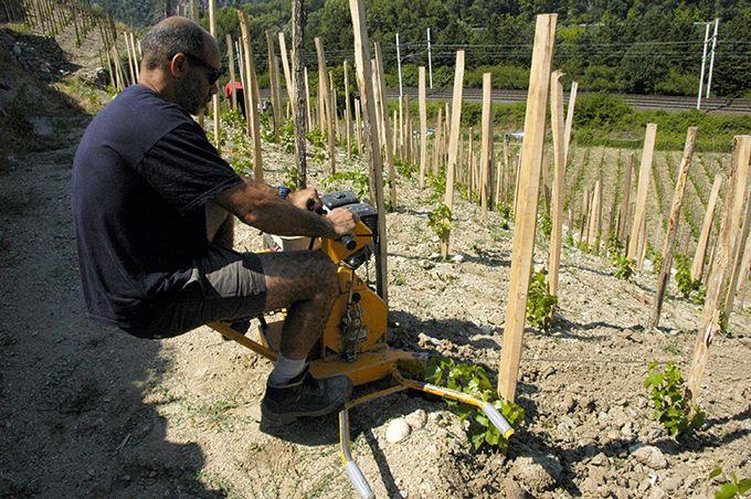 L'opérateur qui gère le treuil doit exercer une vigilance constante pour garantir la sécurité. Photos : I. Aubert/Pixel Image