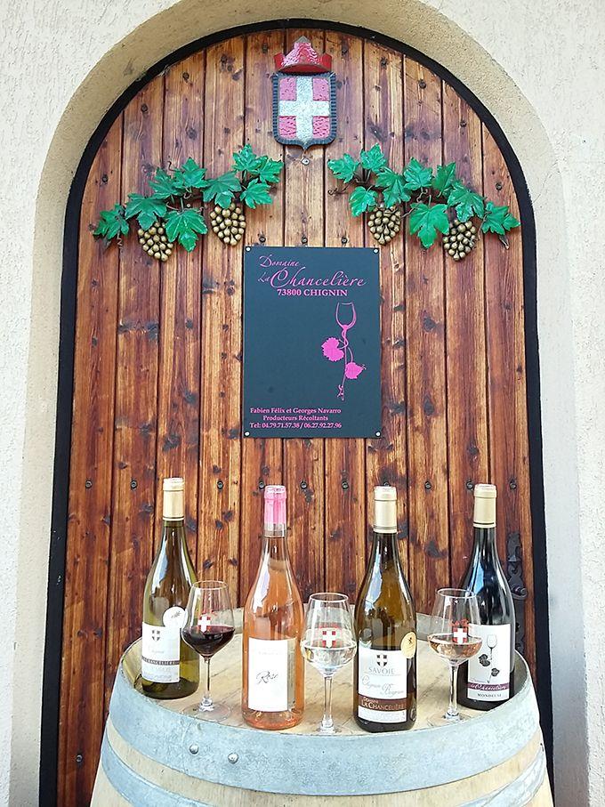 Les vins sont régulièrement récompensés lors de concours, comme le chignin bergeron, médaillé au concours de Lyon.