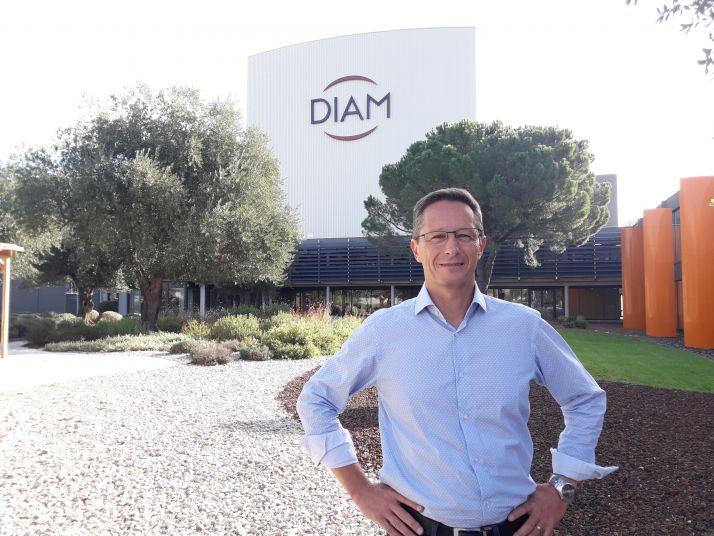 Christophe Loisel – Directeur R&D et Pôle Œnologique de Diam