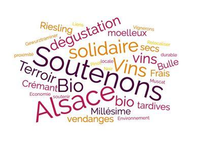Soutien collectif aux viticulteurs bio d'Alsace