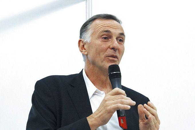 François Peltier, coach et directeur associé du cabinet Actas consultants: «Un chef d'équipe qui n'est pas juste créera de la méfiance et de la distance.» Photo : R. Poissonnet/Pixel image