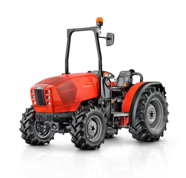 Deuxième lancement en 2016 pour le groupe (SDF) Same Deutz-Fahr: le Frutteto Natural. Ce tracteur «entrée de gamme» se veut robuste et simple d'utilisation et d'entretien.   Priorité au fonctionnement mécanique pour l'inverseur de rapports, le relevage arrière, la commande d'enclenchement de la prise de force... et à la conduite intuitive.