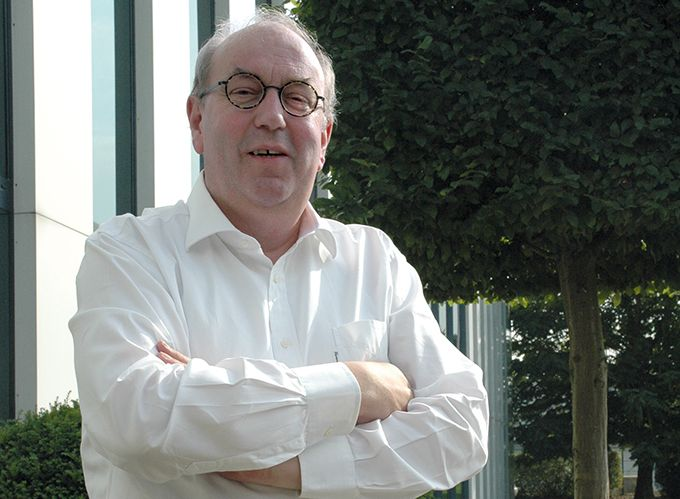Dirk Putteman,  fondateur de Belchim crop Protection. Photo : DR