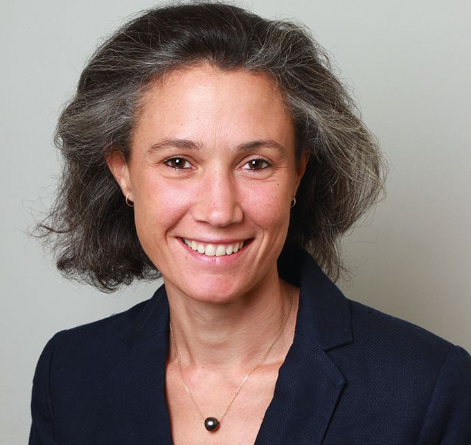 Florentine Mähler-Besse, sémiologue du vin.n Photo : DR