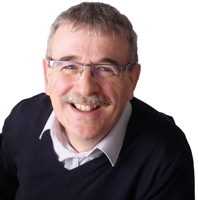 Michel Berducat, ingénieur de recherche à l'Irstea (ex-Cemagref) est directeur adjoint de l'unité de recherche TSCF (technologies et systèmes d'information pour les agrosystèmes, département écotechnologies) basée à Clermont-Ferrand et en charge de l'innovation et des partenariats industriels.  Photo : LKP