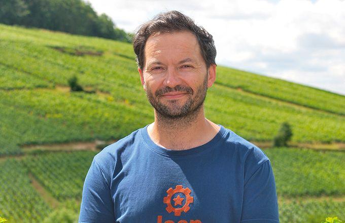 Domaine Ludovic Belin, Pernand-Vergelesses (Bourgogne), viticulteur… mais aussi brasseur. Photos :  E. Thomas/Pixel Image