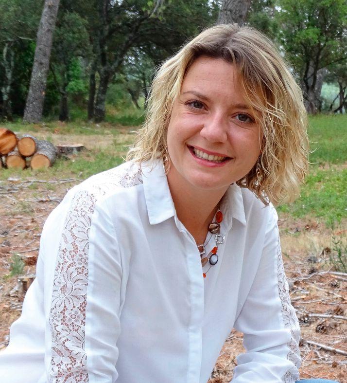 Julie Toussaint, directrice de Semences de Provence. CP : DR
