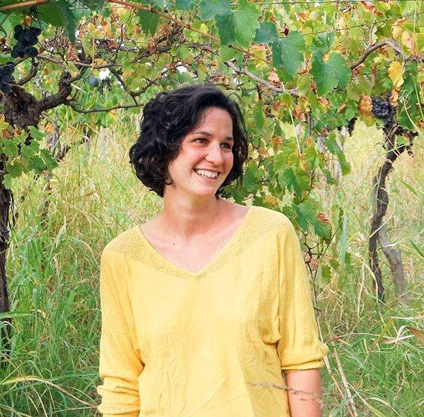 Manon Mouly, œnologue journaliste