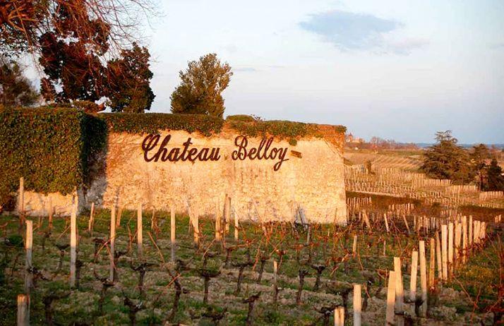 Le château Belloy propose depuis avril 2018,  des «expériences» œnotouristiques sur le site Airbnb. © Château Belloy