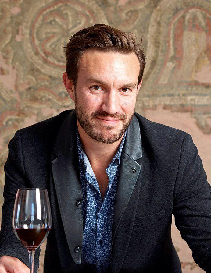 Damien Bielle est le directeur technique des domaines Comte de Mallet Roquefort. © S.Favre/ATC