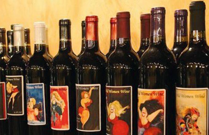 CP : wild woman wine