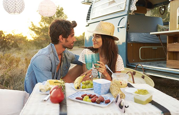 Avec Park and View,  le contact avec  les camping-caristes  n'est pas obligatoire. CP : Monkey Business/ Adobe Stock