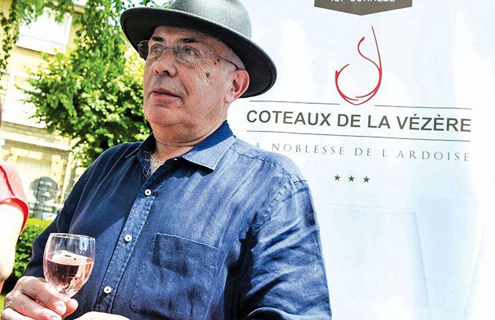 René Maury, ancien fonctionnaire au ministère de l'Économie, est, depuis 2003, président de la cave des Coteaux de la Vézère.  © Cave Coteaux de la Vézère