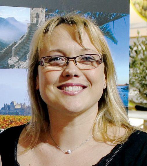 Élodie Le Dréan, responsable du département vin de l'Ad'Occ. © AD'OCC