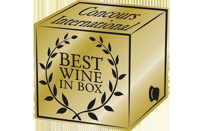 Best Wine in box
