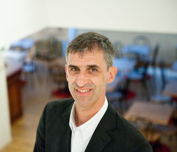 François Collache, responsable vins et spiritueux de Sopexa, met en avant la nécessité d'innover pour se démarquer  à l'international. Photo : Sopexa