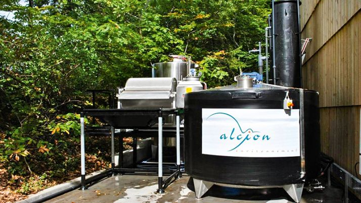 Les équipements Alcion  sont proposés à l'achat  ou à la location le temps des fermentations dans les chais.