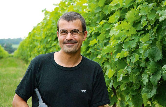 Jérémy Ducourt: «Avec nos variétés résistantes, nous avons une pleine récolte avec deux traitements en 2020.»  Photo O. Lévêque/Pixel6TM