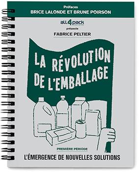 Le nouveau livre blanc sur les emballages «Révolution de l'emballage: l'émergence de nouvelles solutions» de Fabrice Peltier est disponible à l'achat sur son site Internet.