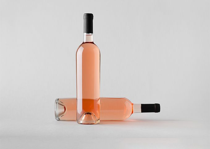 Une bouteille sur dix vendues dans le monde est un vin rosé.