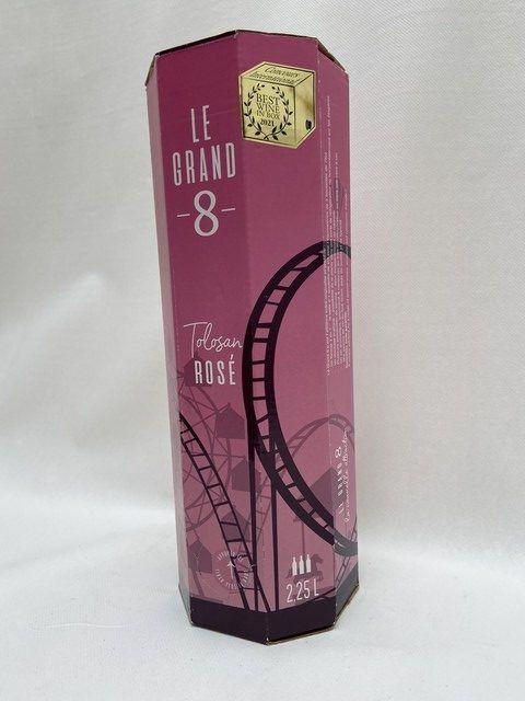 BIB le Grand 8 rosé de Vinovalie