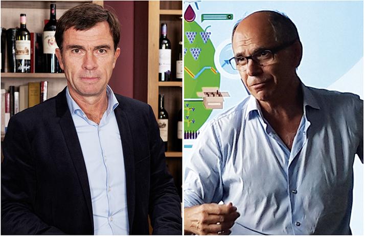 De gauche à droite, Bernard Farges (Cnaoc) et Jean-Marie Barillère (Cniv) souhaiteraient gérer la mixité par îlots et garantir si besoin une obligation de résultat. © CNAOC et CNIV
