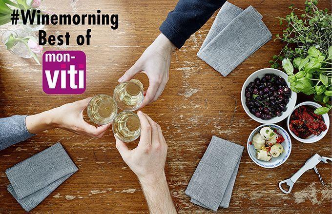 Retrouvez notre sélection de quelques tweets en provenance du #winemorning de la semaine écoulée. Photo : Fneun/Fotolia