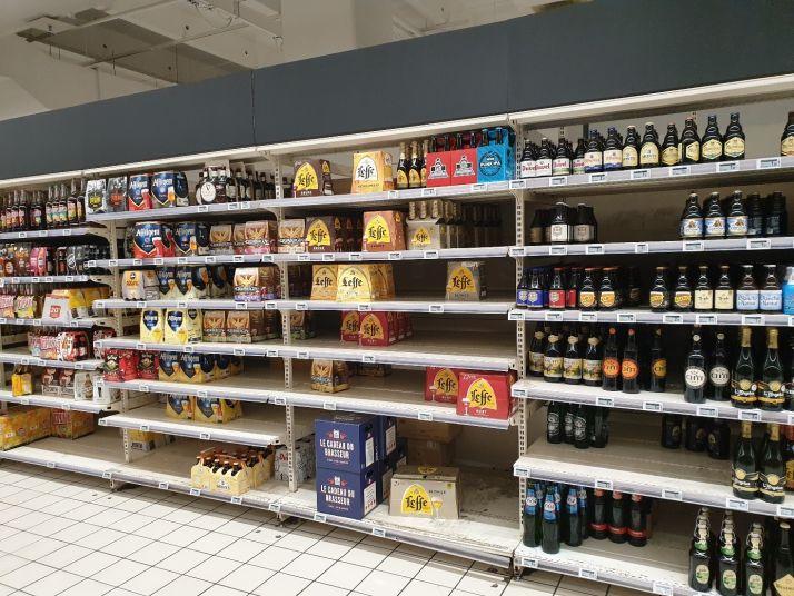 Les ventes de bières sont en légère hausse d'après le dernier panel Nielsen