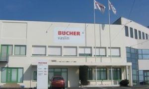 Usine Bucher Vaslin en France