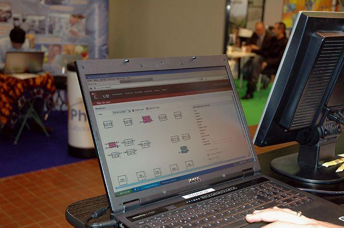 Le logiciel Ma C@ve a été lancé lors des vendanges2013, et sera opérationnel à grande échelle dès les vendages2014. Photo : O. Lévêque/Pixel image