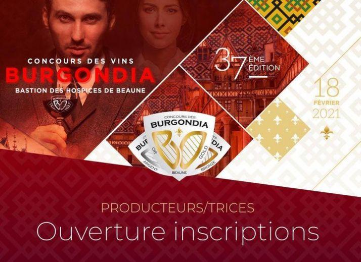 L'inscription au concours des Burgondia est ouverte!