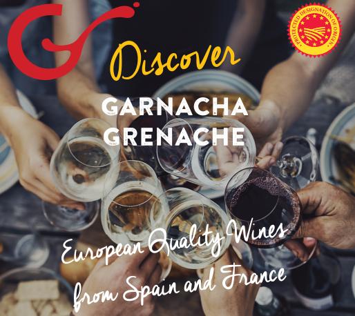 campagne de promotion commune entre l'Espagne et la France sur les vins de grenache